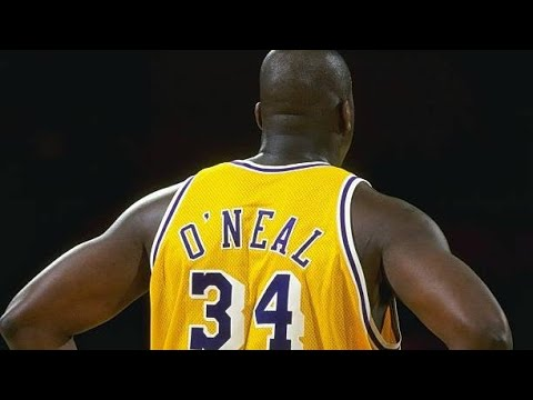 Shaquille O'Neal Top 10 Los Angeles Lakers Plays