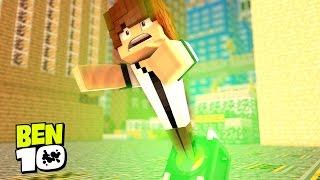 Minecraft BEN 10 : DENTRO DO OMNITRIX !!! #08 ( Ben 10 In Minecraft)