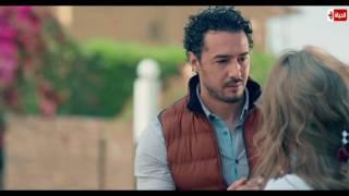 """مسلسل طعم الحياة - """" إبن الجيران لما يكون بيتلكك عشان يشوفك  """"عايز نعناع من الجنينة الى تحت بيتكوا """""""
