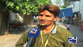 Hindus and minorities of Multan ready to fight a war against Modi and India