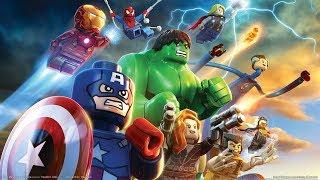 LEGO Marvel Super Heroes 2 Full Movie All Cutscenes Cinematic
