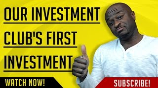 Our Investment Club