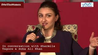 Sharmila Tagore & Soha Ali Khan speak to Barkha Dutt