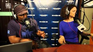 """Tracy McMillan Explain Why Some Women are """"B*tches"""" on Sway in the Morning 