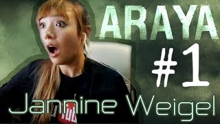 ARAYA - Jannine Weigel (พลอยชมพู) [Part1]