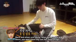 [ENG] GOT7 JB - Law of the Jungle Packing cut