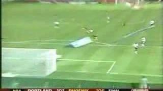 Accidente Futbol - (Huracan, Publicidad Volando)
