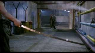 ☯ Donnie Yen katana Fight vs John Salvitti HD Tiger Cage 2 ☯