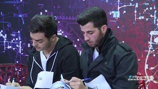 مروان يوسف و رافاييل جبور في الايفال الخامس - ستار أكاديمي 11 - 16/11/2015
