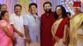 KS Sabarinathan MLA weds Divya S Iyer IAS | Wedding Reception Highlights | M7news