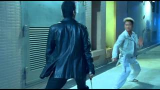SPL aka Kill Zone - Fight Scene - Donnie Yen vs. Jing Wu