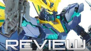 Real Grade RG Banshee Norn Final Battle Ver. - MECHA GAIKOTSU REVIEW