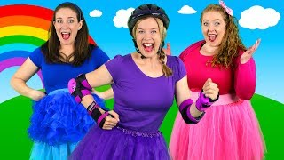 Colors of the Rainbow - Kids Song | Learn Colors, Teach Colours | Colors song for children