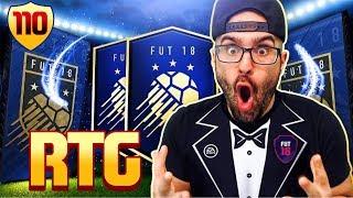 EPIC MASSIVE RTG TOTY PACK OPENING *100K PACKS*! FIFA 18 Ultimate Team #110 RTG