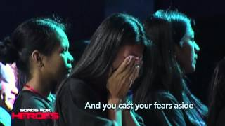Hero - Mariah Carey (Jonalyn Viray's performance on Songs For Heroes 1)