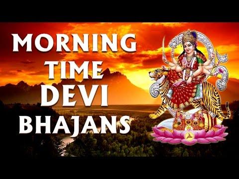 Morning Time Devi Bhajans Vol.1By Narendra Chanchal, Anuradha Paudwal I Audio Songs Juke Box