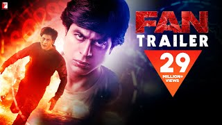 Fan | Official Trailer | Shah Rukh Khan