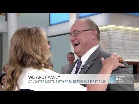 Xxx Mp4 Father And Daughter Reunited On The Today Show Thanks To MyHeritage DNA 3gp Sex