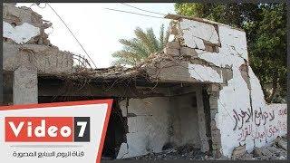 نرصد آثار تدمير الحوثيين للتعليم ..قصف جامعة عدن
