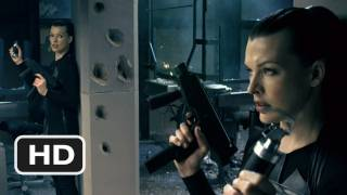 Resident Evil: Afterlife #4 Movie CLIP - Double Trouble (2010) HD