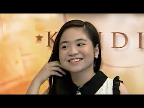 Sharlene San Pedro grilled on Ihaw Na