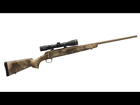 Xxx Mp4 NRA Gun Of The Week Browning X Bolt Hell S Canyon SPEED Rifle 3gp Sex