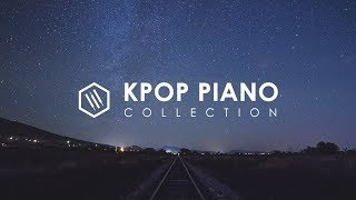 Relaxing Kpop Piano Collection for Study and Sleep   1 Hour Playlist
