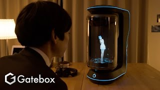 Gatebox - Virtual Home Robot [PV]_english