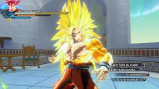 Goku God (transformation Super Saiyan 4-5-6) Goku SSJBLUE (transformation Super saiyan blue 4-5-6)