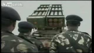 India's MBRL- BM-21 Grad (122mm), Pinaka (214mm) and Smerch (300mm)