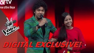 Neelanjana's Special Moment With Coach Papon | The Voice India Kids - Season 2 | Ep 3