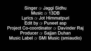 Chitta 2 | Jaggi Sidhu | LYRICS