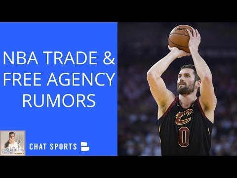 Xxx Mp4 NBA Trade Free Agency Rumors Cavs Shopping Love 76ers To Acquire Butler Kemba Walker 3gp Sex