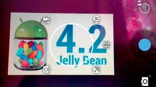 Install Android 4.2 Jelly Bean Camera on your phone (Micromax A110, A89 etc)