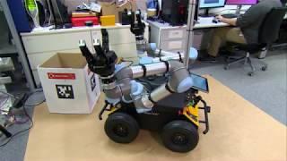 روبوت يساعد على المشي واخر على الوصول الى أماكن خطرة - 4TECH
