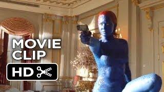 X-Men: Days of Future Past Movie CLIP - Boardroom (2014) - Jennifer Lawrence Movie HD