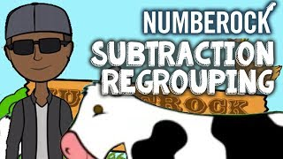 Subtraction With Regrouping Song by NUMBEROCK