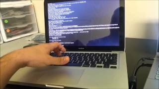 How to ║ Restore Reset a Macbook A1278 to Factory Settings ║ Mac OS X