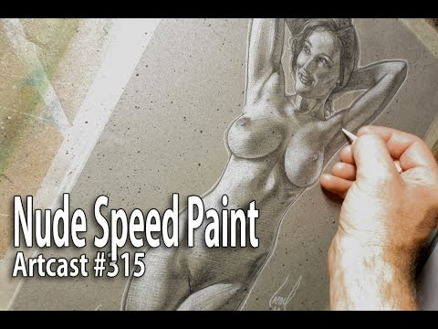 Xxx Mp4 Nude Speed Paint Drawing Tutorial 3gp Sex