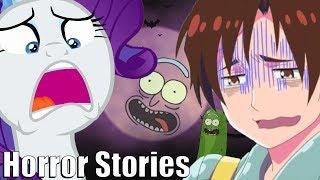 The Spookiest Fandom Horror Stories Vol. 1