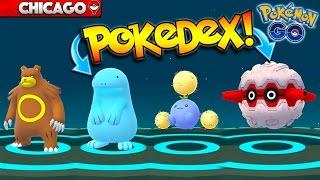 GEN 2 EVOLUTION SPREE! POKEDEX Forretress, Quagsire, Jumpluff & More! + QUITTING POKEMON GO (lols)?