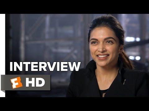 xXx: Return of Xander Cage Interview - Deepika Padukone (2017) - Action Movie