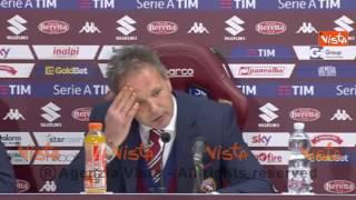 Sinisa Mihajlovic (Torino):mi sa che ci vado io dallo psicologo #t