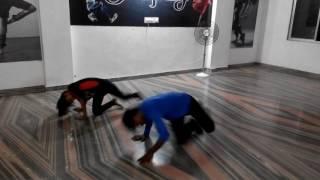 preet# khoobsurat movie# choreography#vijay swami#practice time