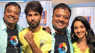 Shahid Kapoor & Kiara Advani Best Ever Interview On Love&saving Environment   KabirSingh   HrishiKay