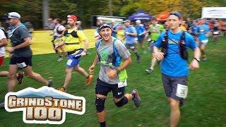 Grindstone 100 Mile Race (2017)