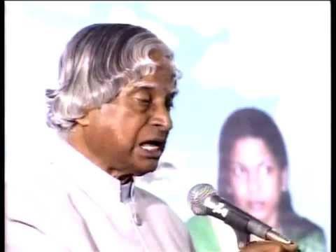 Dr Abdul Kalam - Interlinking Rivers [Tamil]