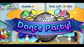Dance Party! Fantage music