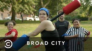 All Caps Abbi| Broad City