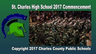 St. Charles High School Class of 2017 Commencement